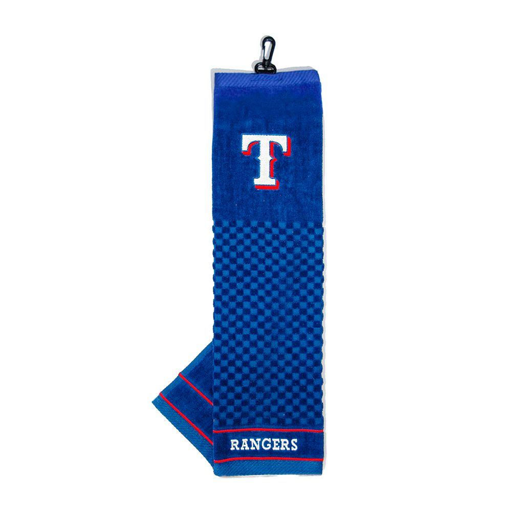 Team Golf Texas Rangers Embroidered Towel