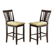 Arcadia 2-pc. Counter Stool Set