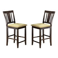 Arcadia 2 pc Counter Stool Set