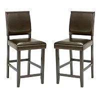 Arcadia 2 pc Parson Counter Stool Set