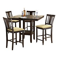 Arcadia 5-pc. Dining Table & Chairs Set