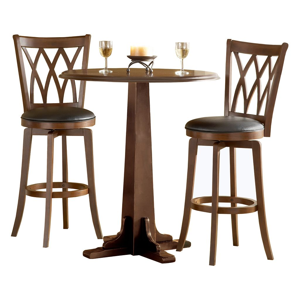 Mansfield 3-pc. Pub Table Set