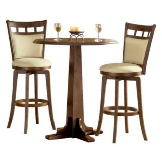 Jefferson 3-pc. Pub Table Set