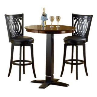 Van Draus 3-pc. Pub Table Set