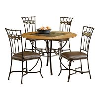 Lakeview 5 pc Round Dining Table Set