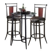 Midtown 3-pc. Bistro Set