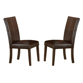 Monaco 2-pc. Parson Chair Set