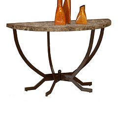 Monaco Demilune Sofa Table