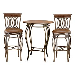 Montello 3 pc Bistro Set