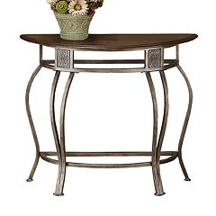 Montello Demilune Console Table