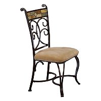 Pompei 2-pc. Dining Chair Set