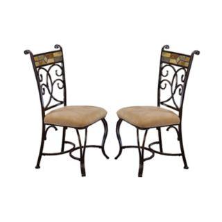 Pompei 2-pc. Dining Chair Set