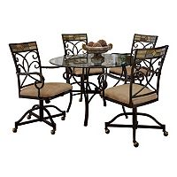 Hillsdale Pompei 5-pc Dining Set
