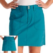 Lee Nellie Solid Skort