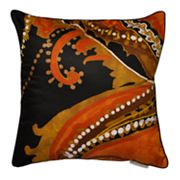 Essenza Cyrano Paisley Reversible Decorative Pillow