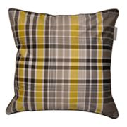 Essenza Matz Check Reversible Decorative Pillow