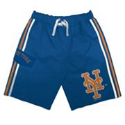 New York Mets Cargo Swim Trunks - Boys 8-20