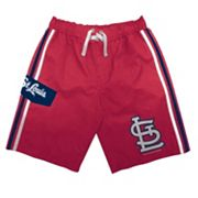St. Louis Cardinals Cargo Swim Trunks - Boys 8-20