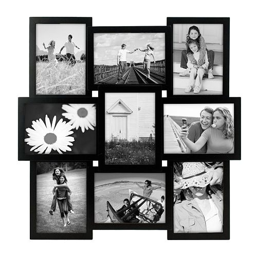 malden 9 opening collage frame