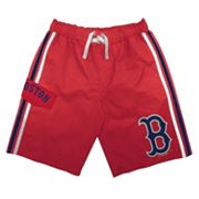Boston Red Sox Cargo Swim Trunks - Boys 8-20
