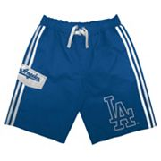 Los Angeles Dodgers Cargo Swim Trunks - Boys 8-20
