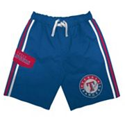 Texas Rangers Cargo Swim Trunks - Boys 8-20