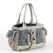 Nicole Lee Naomi Neutral Works Satchel