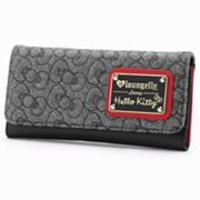 Hello Kitty Quilted Checkbook Wallet