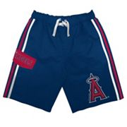 Los Angeles Angels of Anaheim Cargo Swim Trunks - Boys 8-20