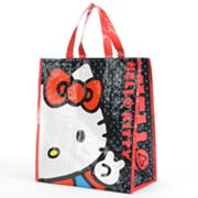 Hello Kitty Peace-Sign Reusable Tote