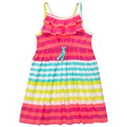 Carter's Striped Knit Dress - Toddler