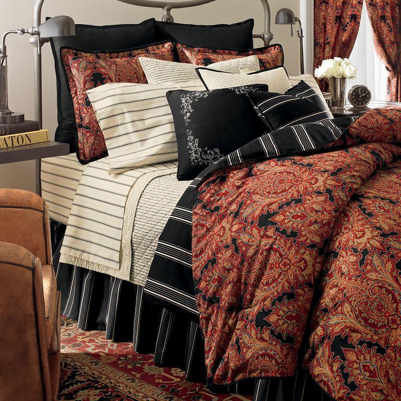 paisley fabric bedding kohl 39 s