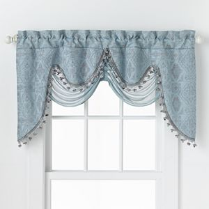 Portofino Raised Window Valance - 52'' x 28''