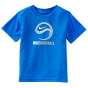 Nike Baseball Dri-FIT Tee - Boys 4-7