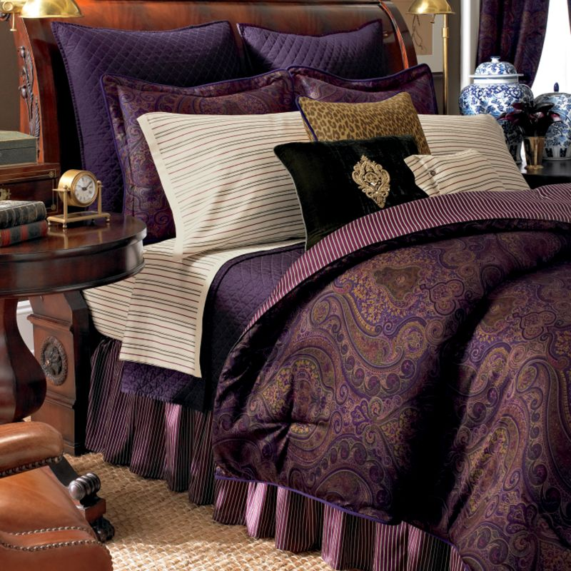 Paisley Soft Comforter | Kohl's