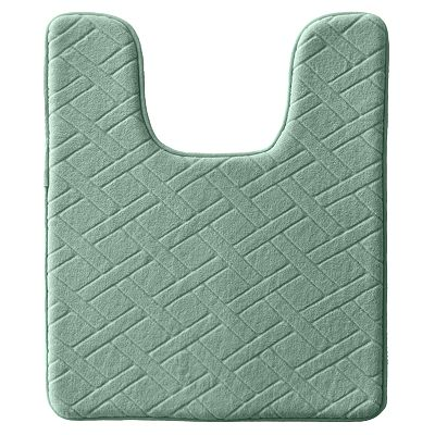 Memory Foam Cushioned Contour Bath Rug - 20'' x 24''