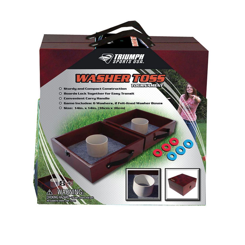 Triumph Sports USA Washer Box Tournament Game