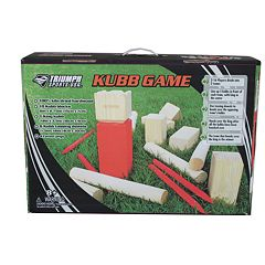 Triumph Kubb Game