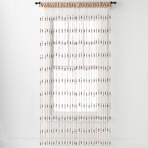 Boutique 1-Panel Window Panel - 40'' x 84''