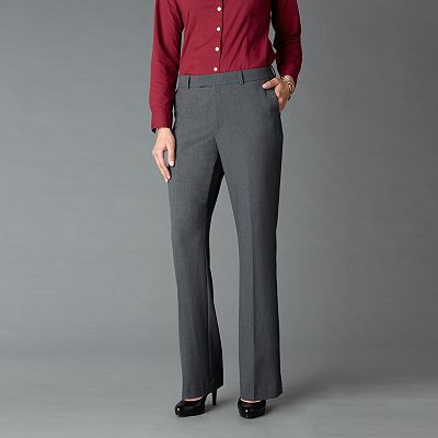 Dockers Slimming Straight-Leg Trouser Pants