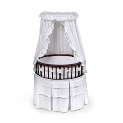 Badger Basket Oval Bassinet