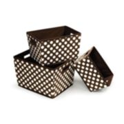 Badger Basket 3-pc. Trapezoid Basket Set