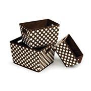 Badger Basket 3 pc Trapezoid Basket Set