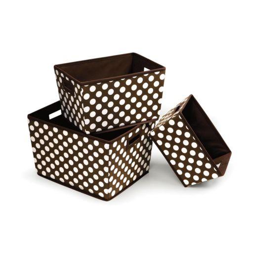 Badger Basket 3-pc. Trapezoid Basket Set