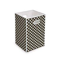 Badger Basket Folding Hamper Storage Bin