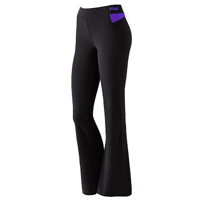 FILA SPORT Fitness Yoga Pants