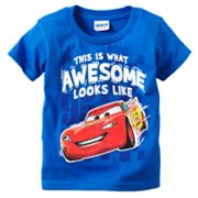 Disney/Pixar Cars Awesome Tee - Toddler