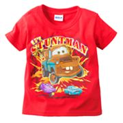 Disney/Pixar Cars Tow Mater Tee - Toddler