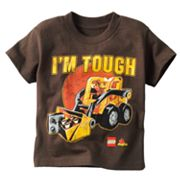 LEGO I'm Tough Construction Tee - Toddler