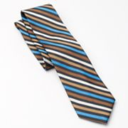 Arrow Striped Tie
